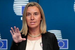 Federica Mogherini, Alto rappresentante Ue per la politica estera