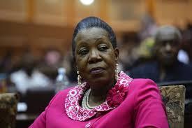 Catherine Samba-Panza, presidente ad interim della Repubblica Centrafricana