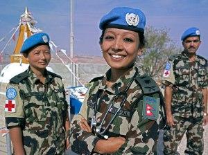 Ufficiale delle Nazioni Unite