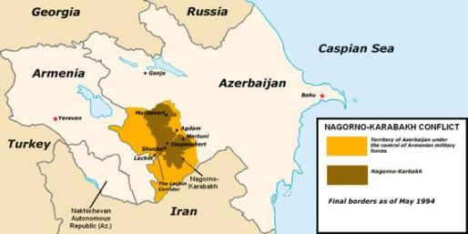 Il Nagorno Karabakh