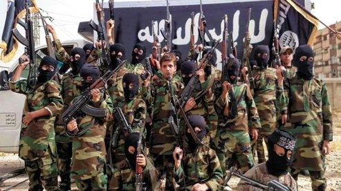 Bambini soldato in Siria